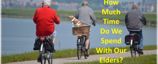 The Elderly – Wisdom or Burden