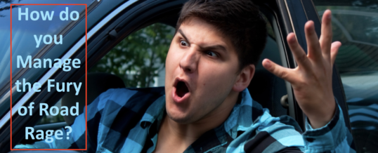 Road Rage – are you guilty of it?